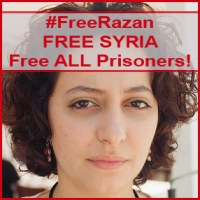 UPDATED Razan Ghazzawi  Campaign Page - URGENT ACTIONS