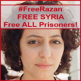 Razan Ghazzawi  Campaign Page - ACTIONS