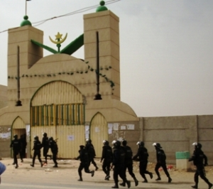 Mauritania police storm the Institute of Islamic Studies
