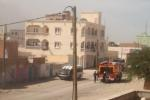26 Jan 2012 Police used civil fire trucks in their oppression of ISERI students
