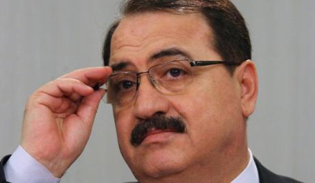 Syria's Ambassador in Moscow Riyad Haddad. Photo: RIA Novosti