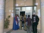 05 Jan 2012 Police raid ISERI college in Nouakchott