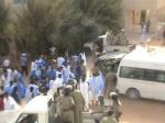 08 Jan 2012 Confrontation between ISERI students and police