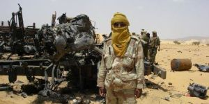 Desert rebels MNLA fight for free Azawad