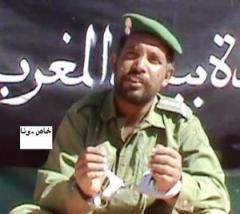 Kidnapped gendarme Ely Ould Mokhtar