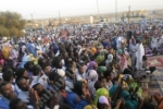 Mauritania Oppostion Rally in Aleg 19 Feb