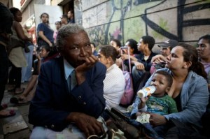 Evicted Families in Sao Paolo, Brazil