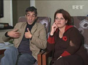 Taiseer and Lana Khatib