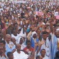 Photo Essay: Mauritania mass rally 12 March 2012