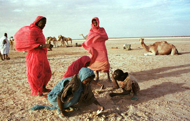 Modern-day slavery in Mauritania