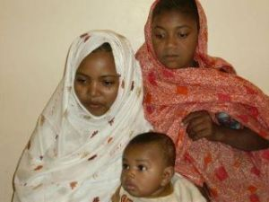 Mauritania Slave Girls Flee, Rescued By Tuareg, SOS Slaves