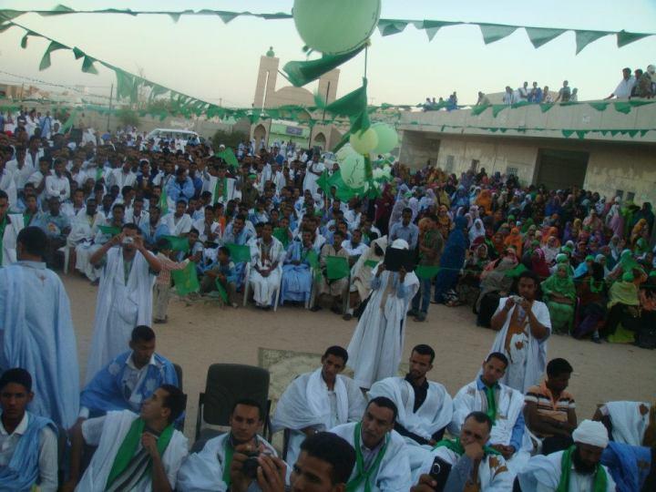 ISERI Victory Party - Nouakchott - Mauritania