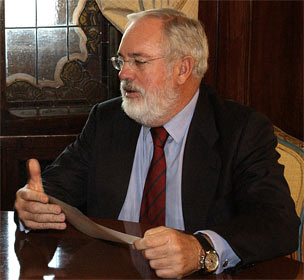 Image - Minister Miguel Arias Cañete