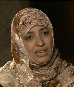 Yemen Revolutionary Nobel Laureate Tawakkol Karman