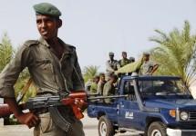 gendarmes Mauritanie