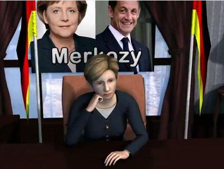 Auf wiedersehen, Merkozy