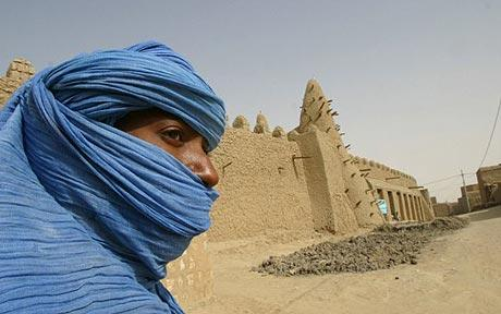 "2009 travel advisory raised the threat in and around Mali's oft-quoted oasis town of Timbuktu to ""high"" Photo: REUTERS"