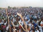 Nouakchott protest
