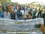 Nouadhibou protest