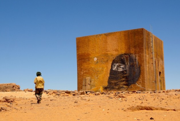 Conflict is brewing in the Western Sahara. Credit: Karlos Zurutuza/IPS