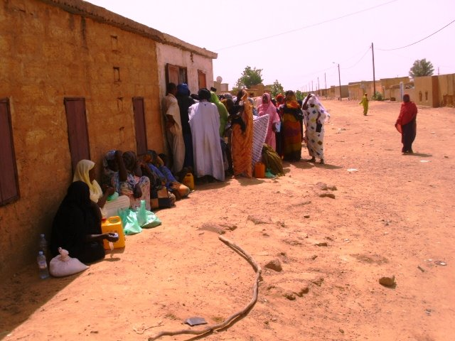 """One of Mauritania's Hope 2012"""" Stores"""