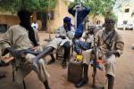 Fulani fighters