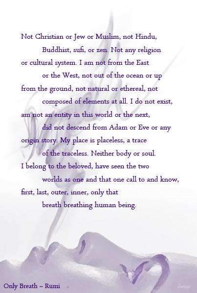 OnlyBreath-Rumi