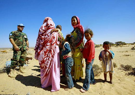 The Western Sahara Sand Trap (2/4)