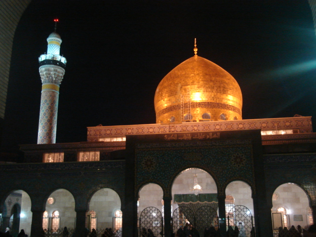 Shrine of Syeda Zainab