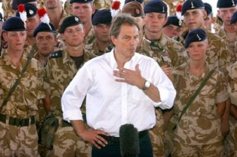UK war crimes in occupied Iraq
